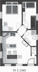 Schangri La - Bio Apartment floor plan