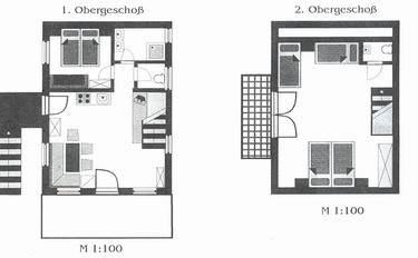 Schangri La - Stock apartment floor plan