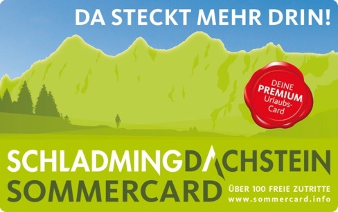 Schladming summer card
